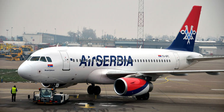 Sırbistan Havayolları AirSerbia ile Uçuş Deneyimi