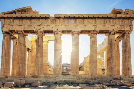 Parthenon / Atina