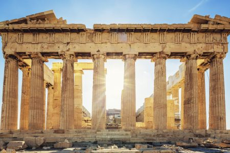 Antik Yunan Mimarisi'ne Giriş