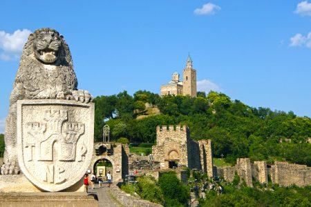 Tsarevets - Veliko Tarnovo (Tırnova)