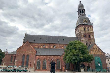 Dome Katedrali ve ben