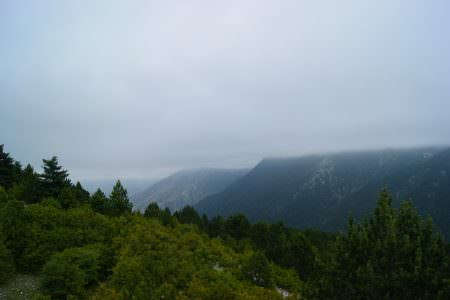 Llogara National Park