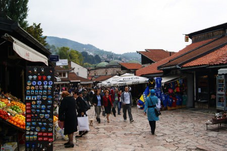 Saraybosna - Başçarşı