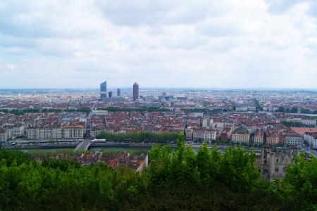 Lyon Manzarası