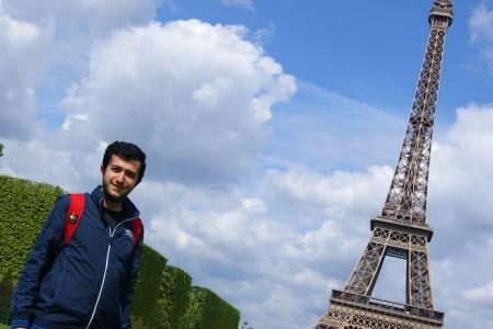 Eyfel Kulesi & Ben