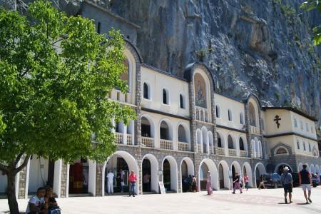 Ostrog Manastırı