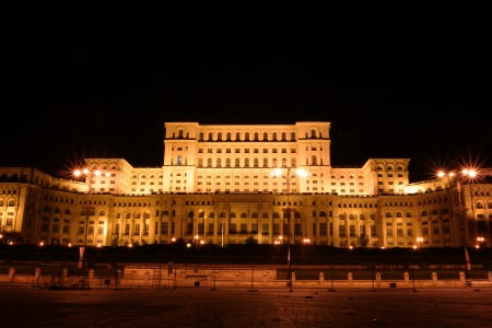 Parlamento Sarayı / Palatul Parlamentului
