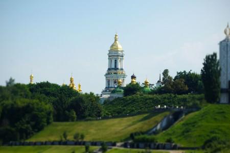 Pechersk Lavra Manastırı